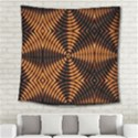 Fractal Patterns Square Tapestry (Large) View2