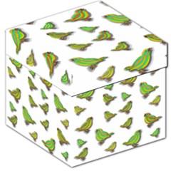 Birds Storage Stool 12   by Valentinaart