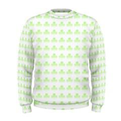 Shamrock Irish St Patrick S Day Men s Sweatshirt