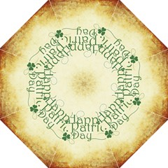 Irish St Patrick S Day Ireland Folding Umbrellas by Simbadda