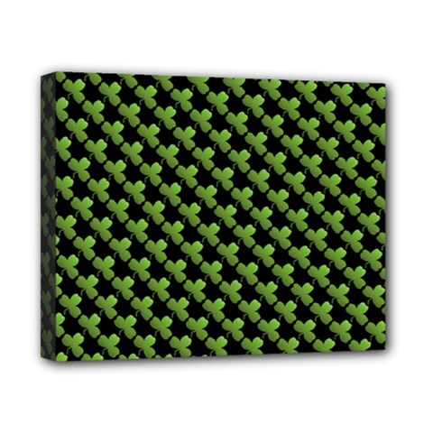 St Patrick S Day Background Canvas 10  X 8  by Simbadda