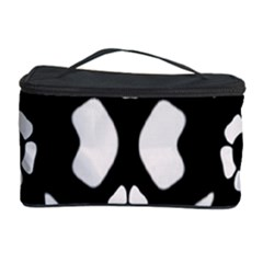 Abstract Background Pattern Cosmetic Storage Case by Simbadda