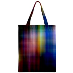 Colorful Abstract Background Zipper Classic Tote Bag