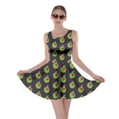 Love Apple Skater Dress by ChihuahuaShower