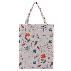 Seamless Floral Patterns  Classic Tote Bag by TastefulDesigns