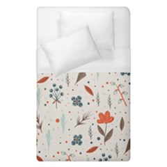 Seamless Floral Patterns  Duvet Cover (single Size) by TastefulDesigns