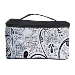 Abstract Pattern Cosmetic Storage Case by Simbadda