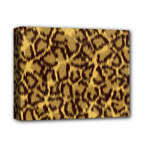 Seamless Animal Fur Pattern Deluxe Canvas 14  x 11