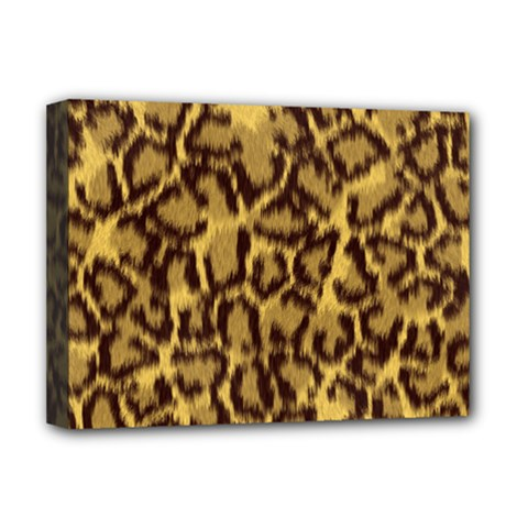 Seamless Animal Fur Pattern Deluxe Canvas 16  x 12