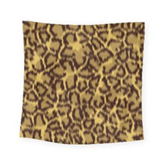 Seamless Animal Fur Pattern Square Tapestry (Small)
