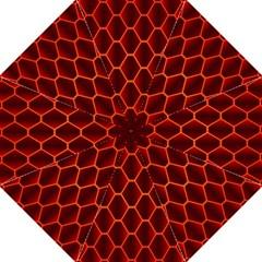 Snake Abstract Pattern Straight Umbrellas by Simbadda