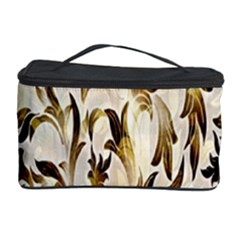 Floral Vintage Pattern Background Cosmetic Storage Case by Simbadda