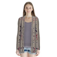 Ancient Chinese Secrets Characters Cardigans by Amaryn4rt