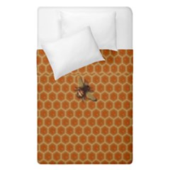 The Lonely Bee Duvet Cover Double Side (single Size) by Amaryn4rt