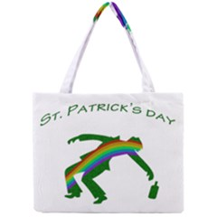 St  Patricks Mini Tote Bag by Valentinaart