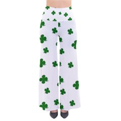 St  Patrick s Clover Pattern Pants by Valentinaart
