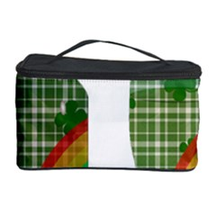 St  Patrick s Day Cosmetic Storage Case by Valentinaart