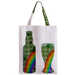 St  Patrick s Day Zipper Classic Tote Bag by Valentinaart