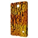 Yellow Chevron Zigzag Pattern Samsung Galaxy Tab 4 (8 ) Hardshell Case  View2