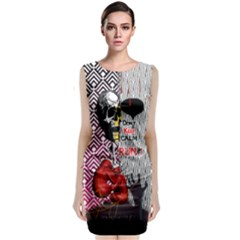 Zombie Classic Sleeveless Midi Dress