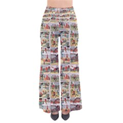 Old Comic Strip Pants by Valentinaart