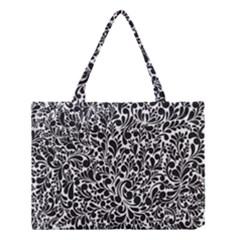 Pattern Medium Tote Bag by Valentinaart