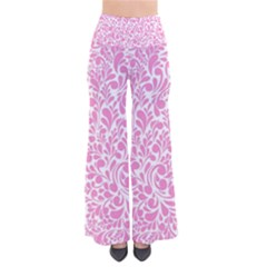 Pink Pattern Pants by Valentinaart