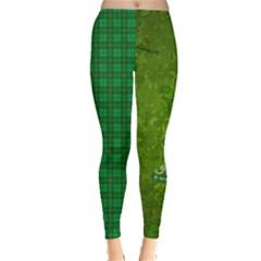 St Patricks Day Leggings