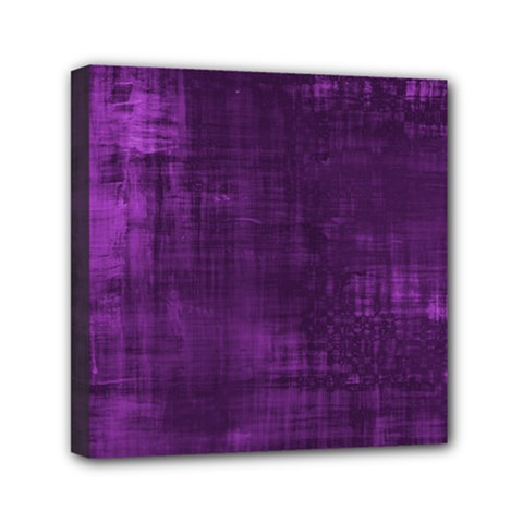Background Wallpaper Paint Lines Mini Canvas 6  X 6  by Amaryn4rt