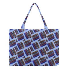 Abstract Pattern Seamless Artwork Medium Tote Bag by Amaryn4rt