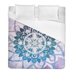 Mandalas Symmetry Meditation Round Duvet Cover (full/ Double Size) by Amaryn4rt