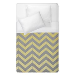 Abstract Vintage Lines Duvet Cover (single Size)