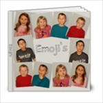Emoji Book - 6x6 Photo Book (20 pages)