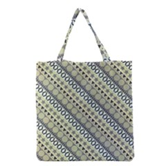 Abstract Seamless Pattern Grocery Tote Bag by Amaryn4rt