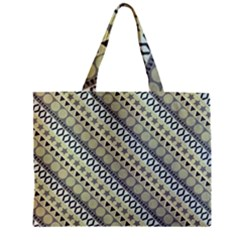 Abstract Seamless Pattern Zipper Mini Tote Bag by Amaryn4rt