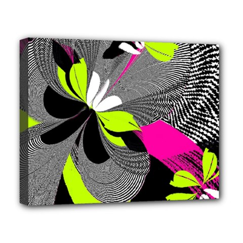 Nameless Fantasy Deluxe Canvas 20  X 16   by Amaryn4rt