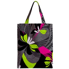 Nameless Fantasy Zipper Classic Tote Bag by Amaryn4rt