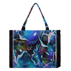 Water Is The Future Medium Tote Bag by Amaryn4rt