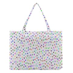 Pointer Direction Arrows Navigation Medium Tote Bag by Amaryn4rt