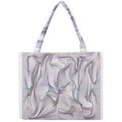 Abstract Background Chromatic Mini Tote Bag