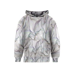 Abstract Background Chromatic Kids  Pullover Hoodie
