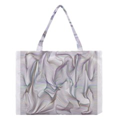 Abstract Background Chromatic Medium Tote Bag by Amaryn4rt