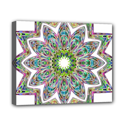 Decorative Ornamental Design Canvas 10  X 8