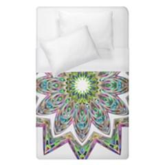 Decorative Ornamental Design Duvet Cover (single Size)
