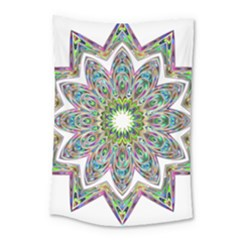 Decorative Ornamental Design Small Tapestry by Amaryn4rt