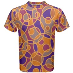 Pattern Men s Cotton Tee by Valentinaart