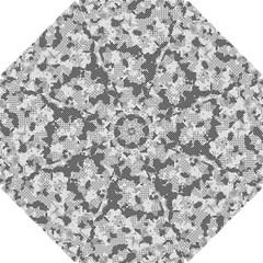Camouflage Patterns  Hook Handle Umbrellas (small) by Simbadda