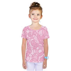 Pattern Kids  One Piece Tee by Valentinaart
