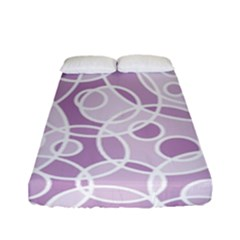 Pattern Fitted Sheet (full/ Double Size)