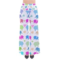 Cute Elephants  Pants by Valentinaart